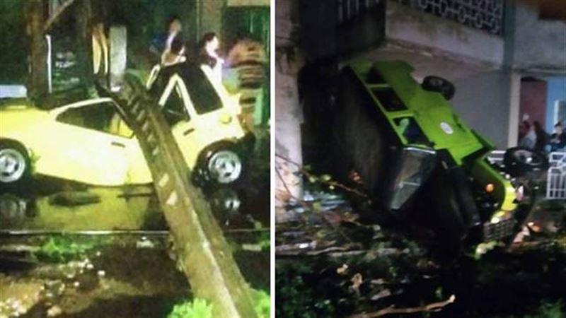 Жертвами торнадо на Кубе стали три человека