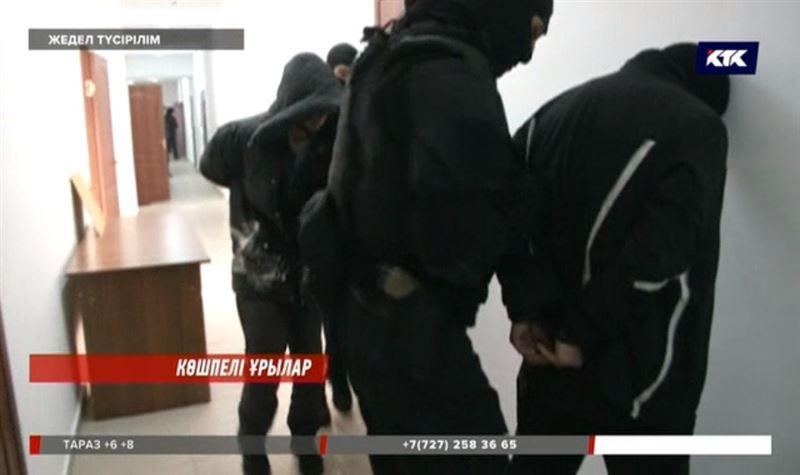 Алматы облысында жер үйлерді тонаған ұрылар қылмыс үстінде ұсталды