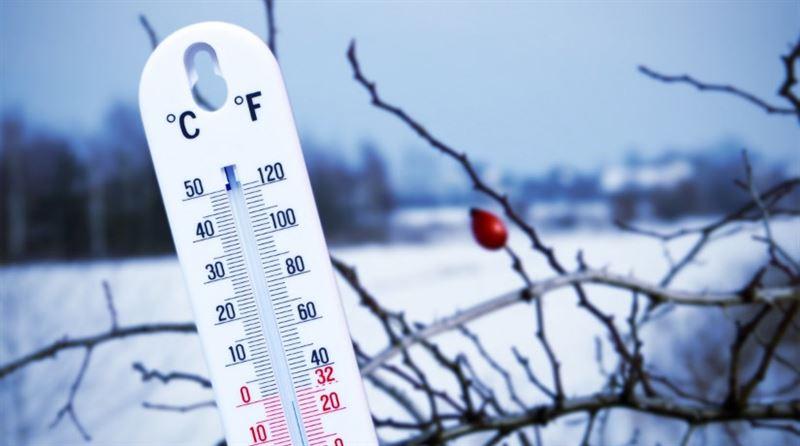 Прогноз погоды по Казахстану на вторник, 29 января