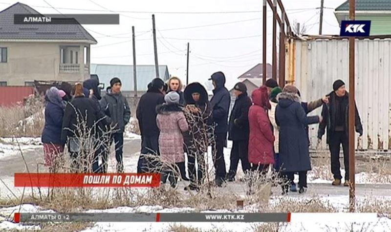 Обнаглевшие воры: дома в алматинском микрорайоне грабят по несколько раз