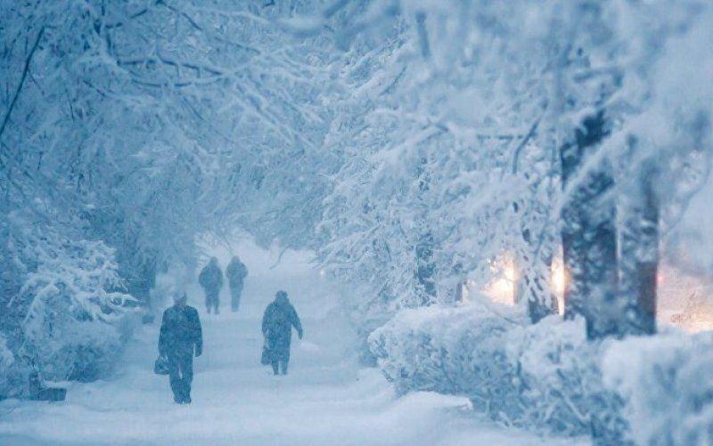 Сильный ветер на севере и дожди на юге: погода в Казахстане 30 января