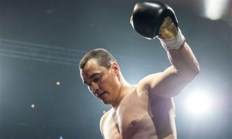 Аса ауыр салмақтағы қазақстандық боксшы қарсыласын нокаутпен жеңді