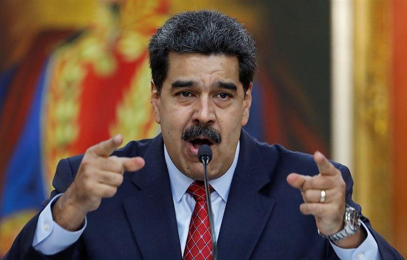 Мадуро намерен встретиться с оппозицией при участии международных посредников