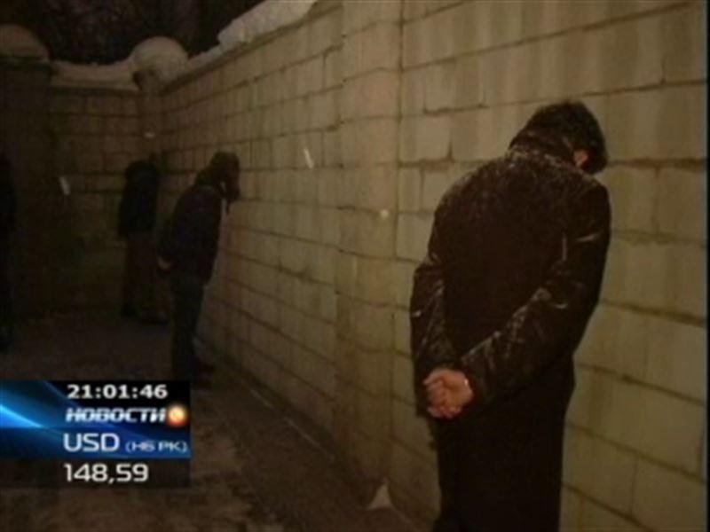 В Алматы задержали банду молодых рэкетиров из престижного вуза