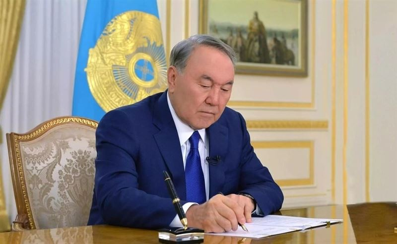 Распоряжением Нурсултана Назарбаева назначен новый замглавы МВД
