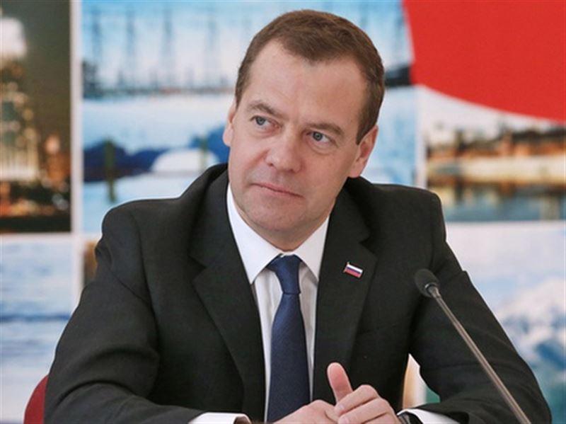 Премьер-министр России Дмитрий Медведев посетит 1 февраля Алматы