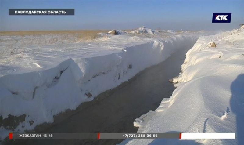 Павлодарские чиновники возьмут на баланс «горячую» скважину