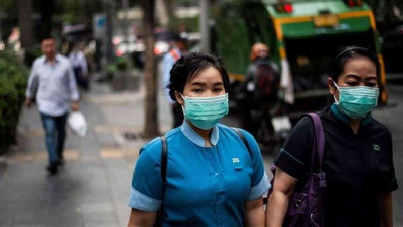 Сотни школ закрыты из-за токсичного смога в Бангкоке