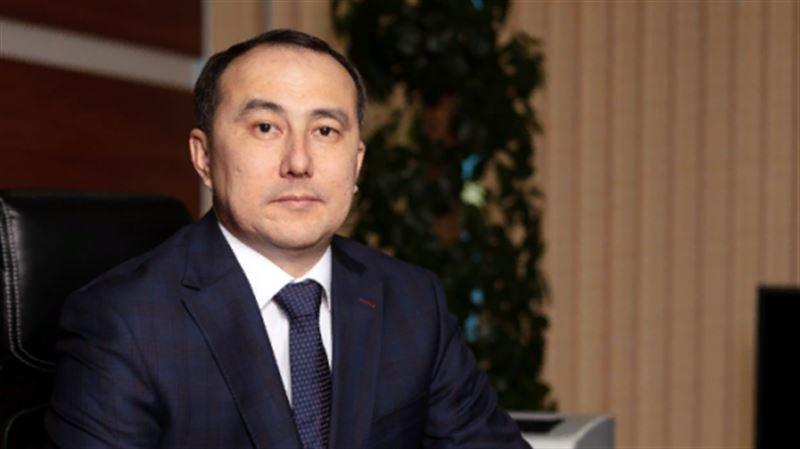Председателем правления АО «Казгеология» назначен Алмаз Абдыгалимов