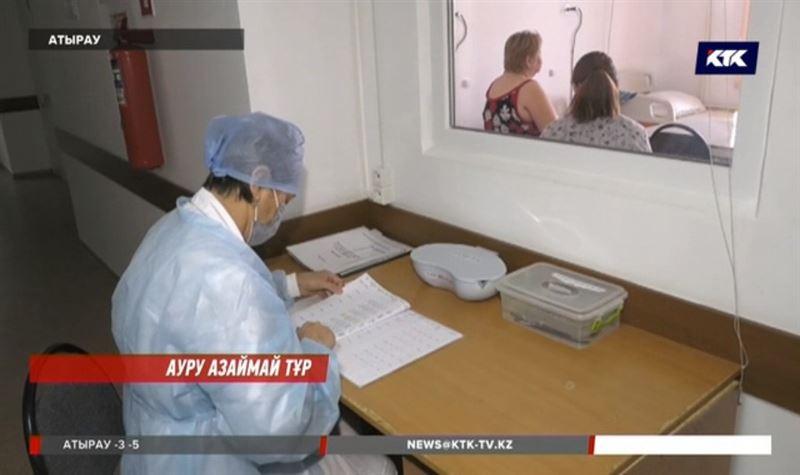Атырау облысында 200-ге жуық адамқызылша дертін жұқтырған