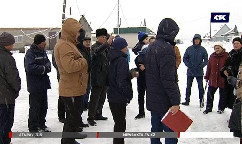 Алматы облысында карьер кесірінен ондаған отбасы зардап шегіп отыр