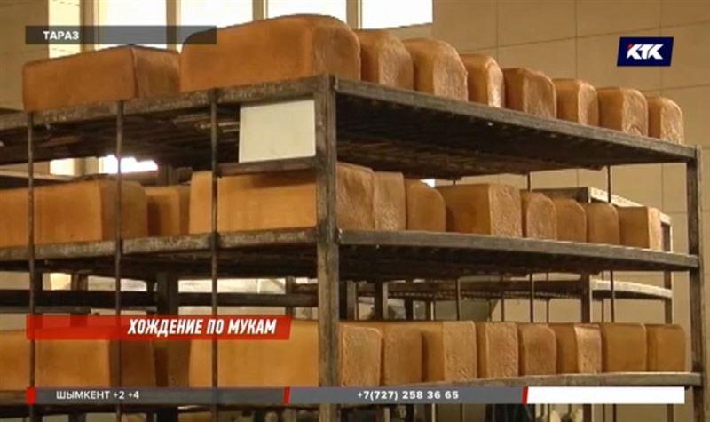 Жамбылские пекари подняли цены, но теперь уже законно