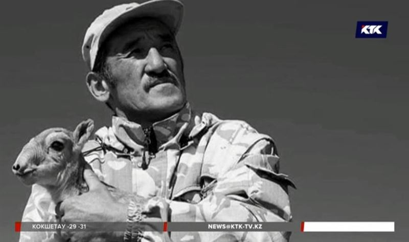 Убитого браконьерами инспектора наградили посмертно