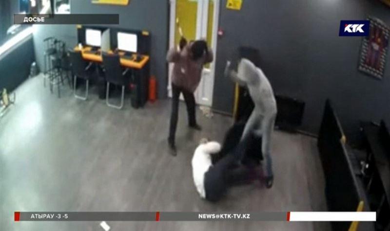 Грабителей букмекерской конторы в Алматы задержали