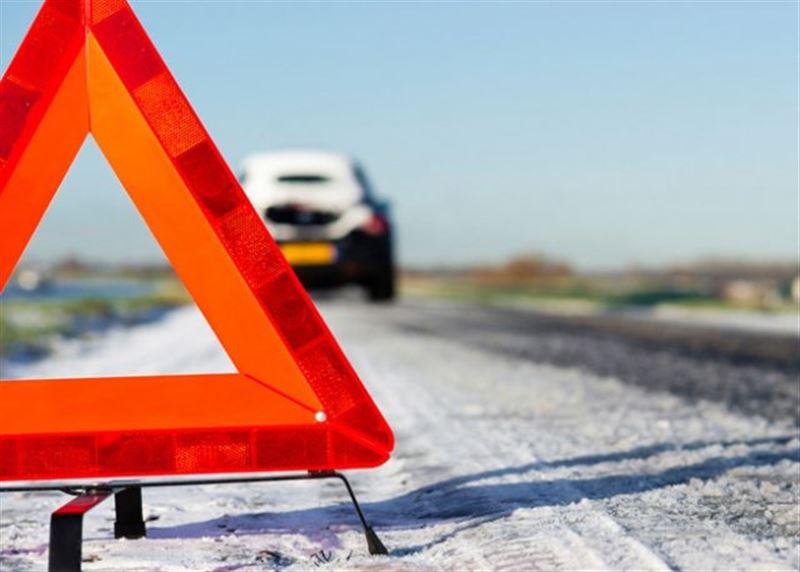 В результате ДТП в Карагандинской области погибли четверо