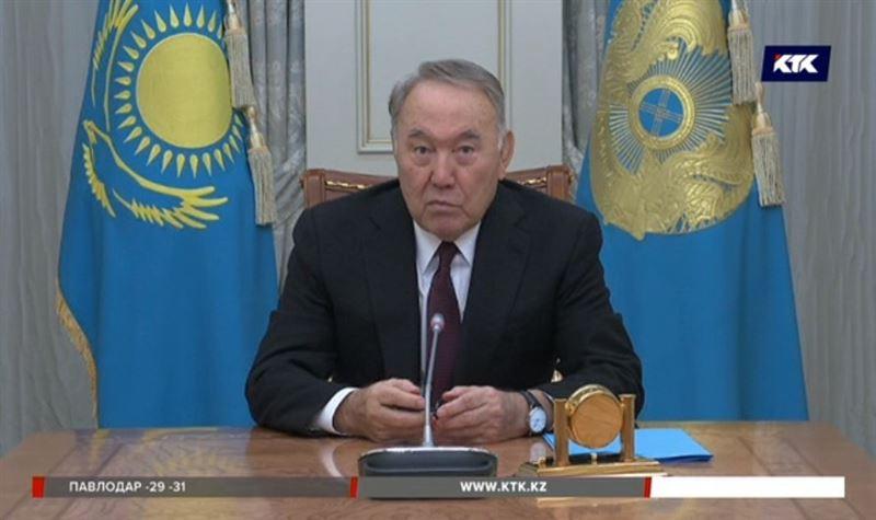 Назарбаев мерзімінен бұрын ешқандайсайлау өтпейтінін тағы ескертті