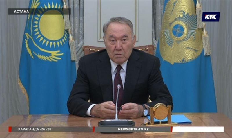 «Нам это не грозит» - Назарбаев про досрочные выборы