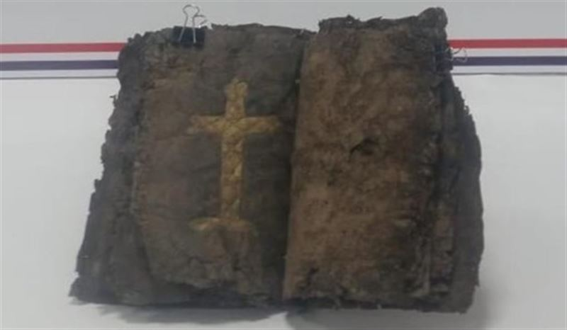 В Турции задержали контрабандистов, укравших Библию возрастом 1200 лет