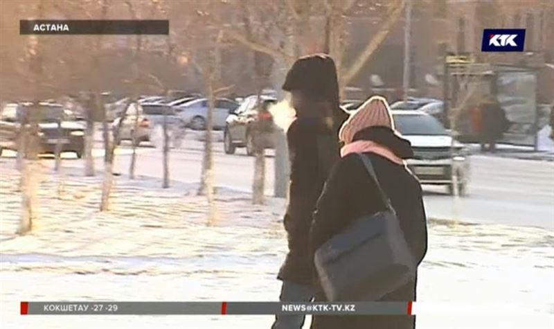 Две казахстанки погибли от холода