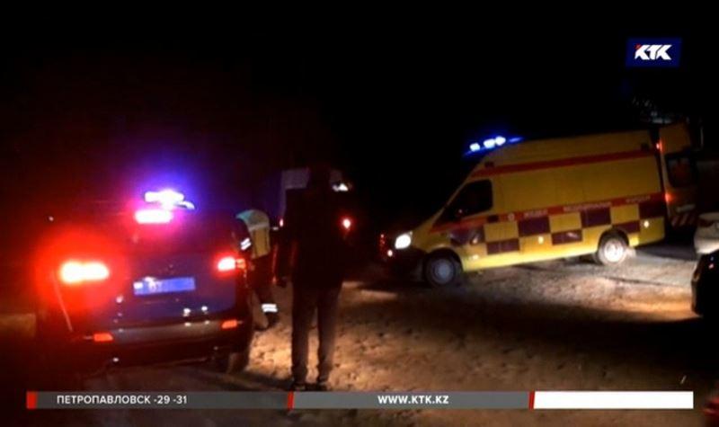 Двойное убийство в Шымкенте