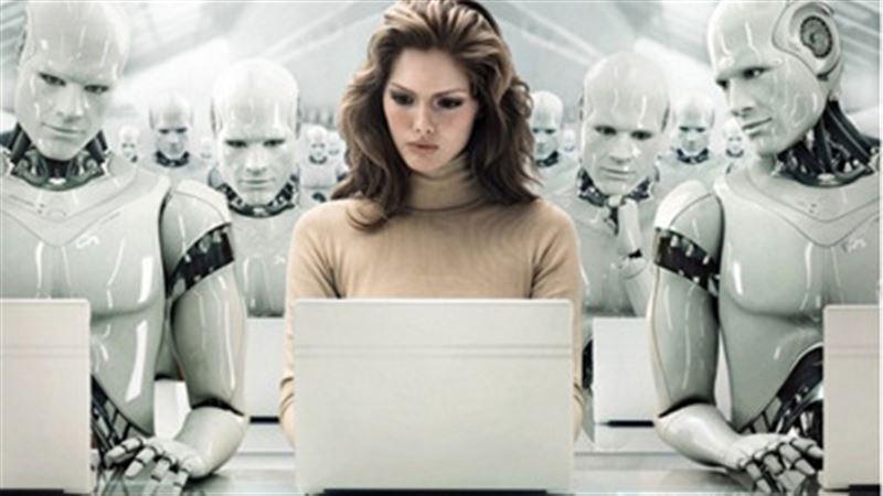 СМИ: Роботы придут на смену журналистам и корреспондентам