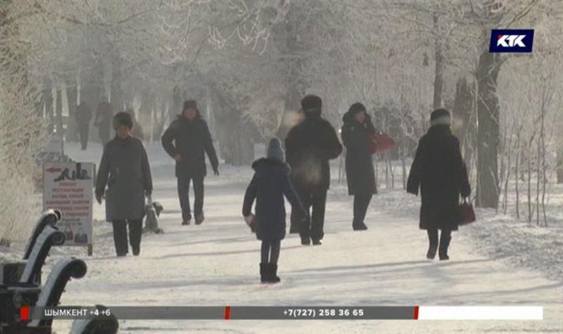 Петропавловск, Астана, Павлодар, Караганда и Костанай пережили самую холодную ночь