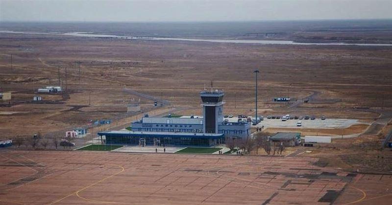 Прямые рейсы между Москвой и Байконуром отменены