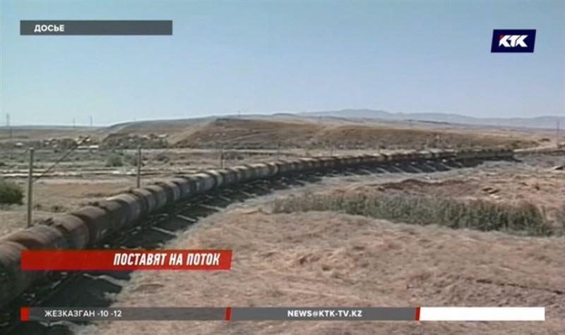 Казахстан начнёт продавать свой бензин за рубеж