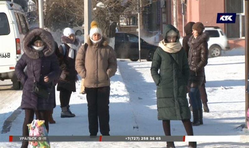 Циклон несёт в Казахстан тепло