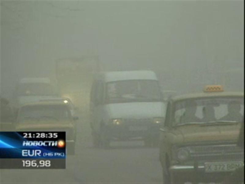 Экологи назвали город с самым грязным в Казахстане воздухом