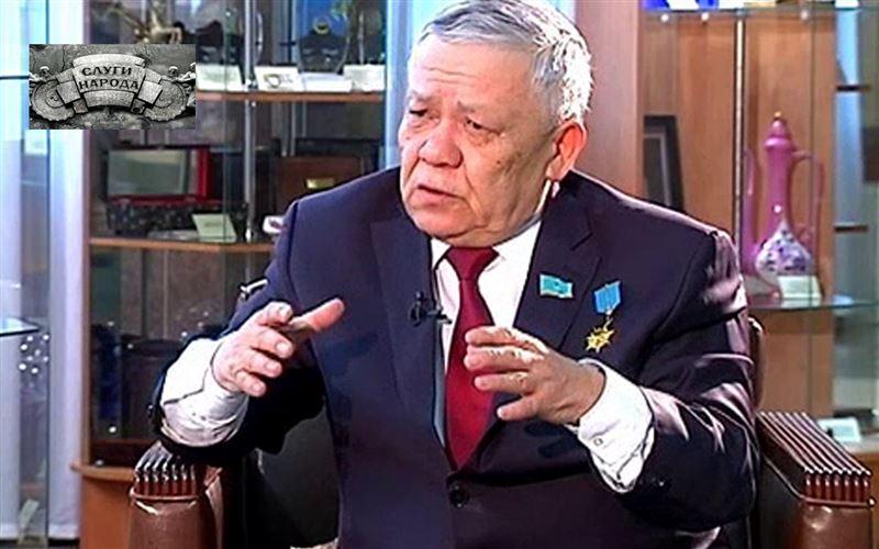 Бахытжан Ертаев, Халык Кахарманы, член Комитета по международным делам, обороне и безопасности Мажилиса