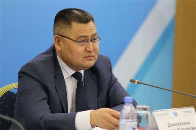 Джанаханова оштрафовали на 141 миллион тенге за взятку