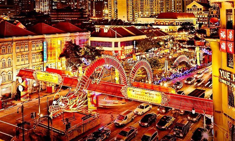 Во время праздников жители Китая потратили 76,21 миллиарда долларов