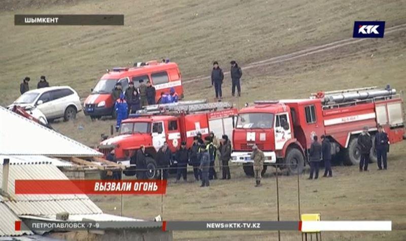 В Шымкенте борются за жизнь пострадавших при взрыве боеприпасов