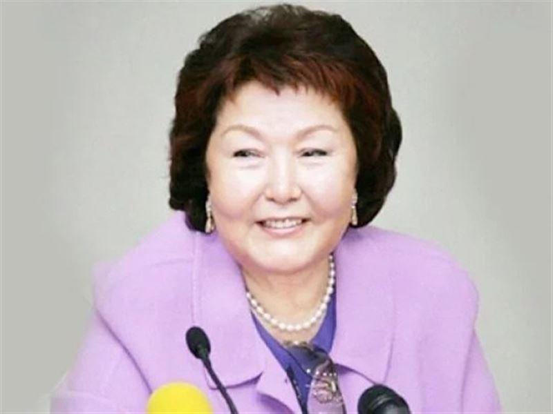 Сегодня супруга президента Казахстана Сара Алпысовна Назарбаева празднует свой день рождения