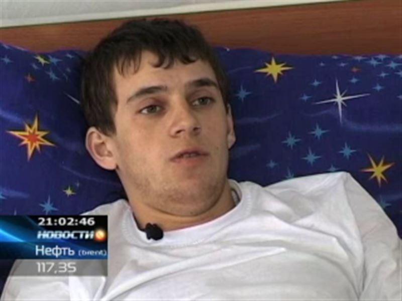 В СКО 20-летний парень отморозил ноги – он два дня прятался в лесу от полицейских