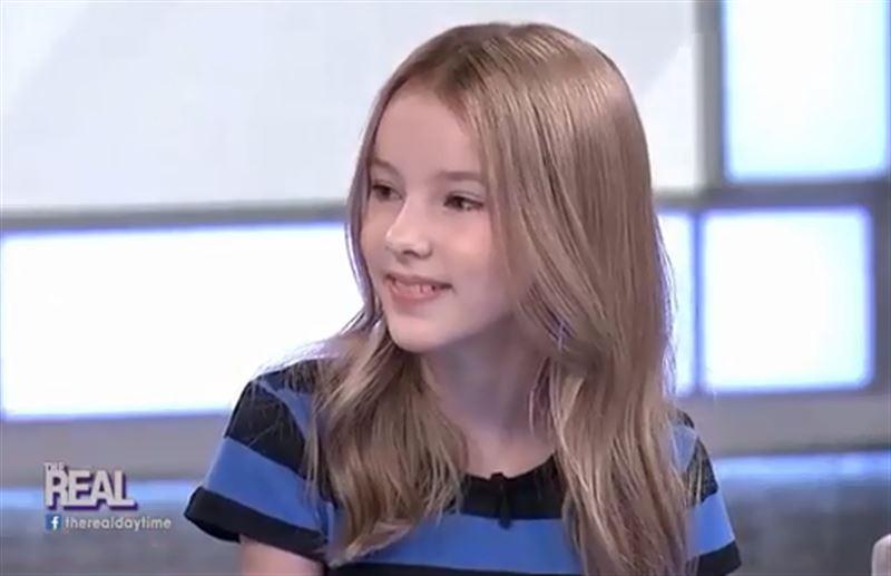 Данэлия Тулешова приняла участие в американском шоу The Real