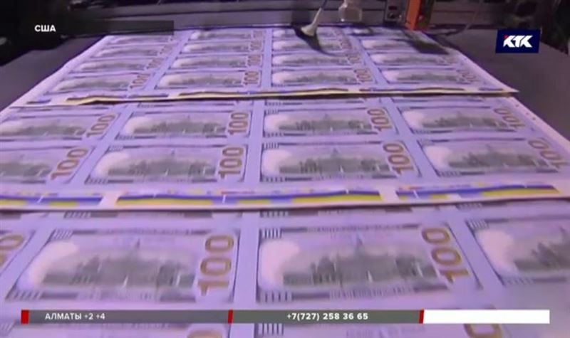 Госдолг США превысил рекордную отметку в 22 триллиона