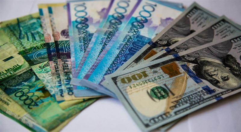 Доллар вырос на дневной торговой сессии
