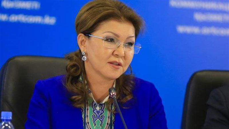 Назарбаева: журналистердің аузын жабуға болмайды
