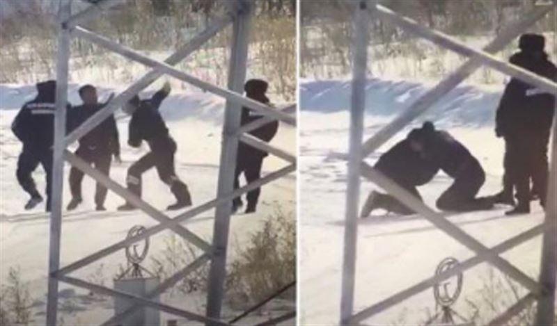 В Астане пятеро полицейских лишились работы из-за драки