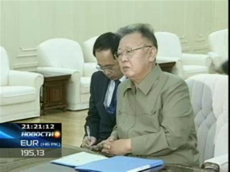 Ким Чен Иру посмертно присвоили звание генералиссимуса