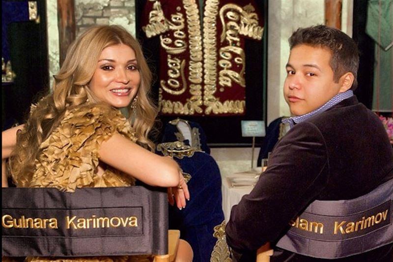 Сын Гульнары Каримовой попросил Мирзиёева о помощи