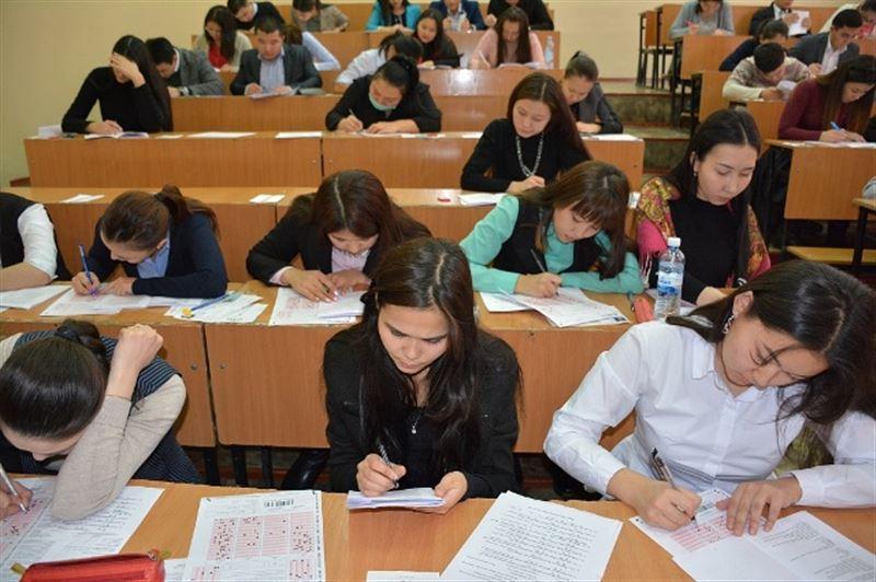 Биыл студенттер соңғы рет ОСЖБ тапсырады