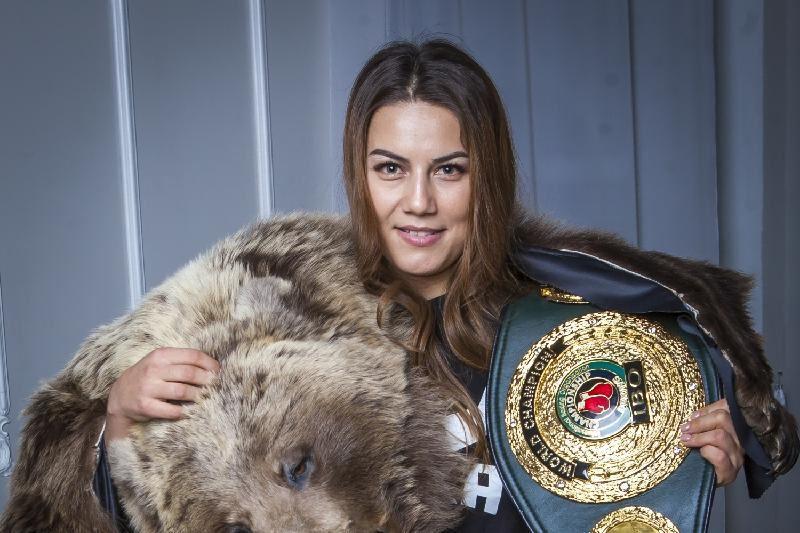 Фируза Шәріпова WBA рейтингінде көш бастады