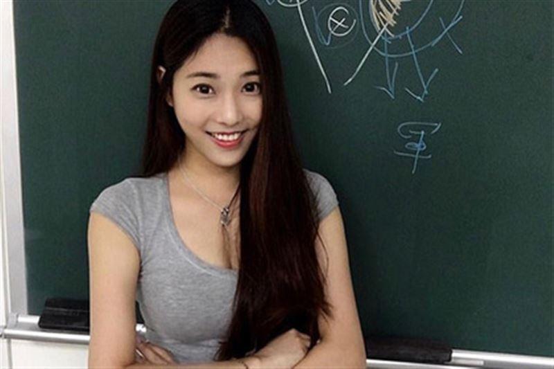 «Самой красивой учительницей» назвали девушку из Тайваня