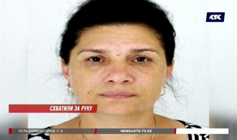 Среди задержанных в Алматы карманников оказалась 50-летняя женщина