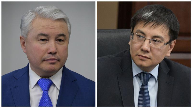 Аким Павлодарской области назначил новых заместителей