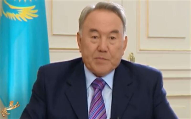 Нурсултан Назарбаев дал несколько советов молодежи