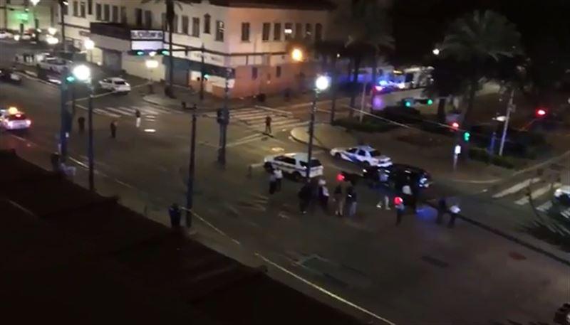 Пять человек пострадали в результате стрельбы в Новом Орлеане